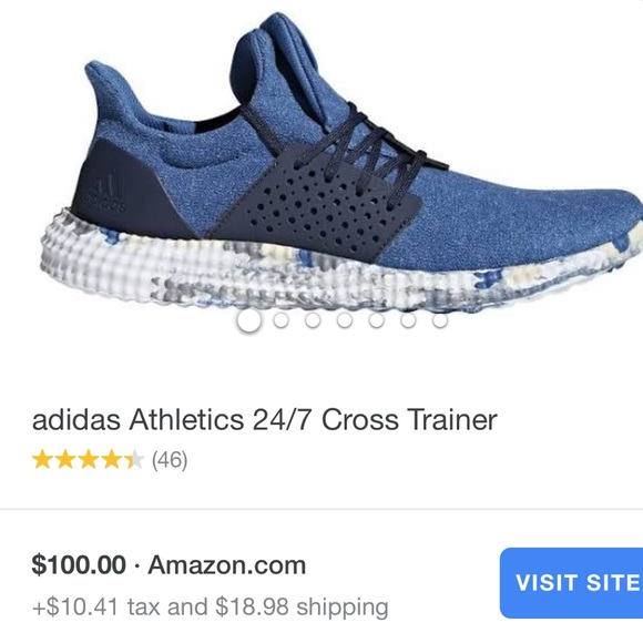 17c13902da6b New adidas athletics 24 7 tr m sz 9.5